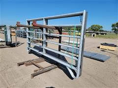Behlen 12' Wide Extra Tall Corral Panels