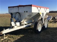Simonsen N-64G Fertilizer Spreader