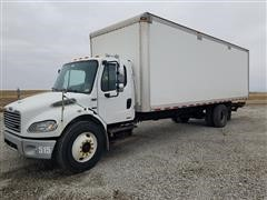 2006 Freightliner M2-106 S/A Box Truck
