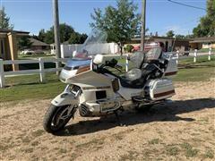 1994 Honda GL1500SE Goldwing Motorcycle