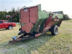 Farm Aid 550 Feed Mixer Wagon