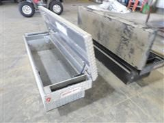 Weather Guard Pickup Tool Boxes