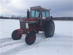 1978 International 686 2WD Diesel Tractor