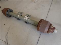 2006 Dexter 413355-0003 22,500# Trailer Axle W/Air Brakes
