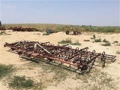 Noble Triple K 3-Pt Field Cultivator