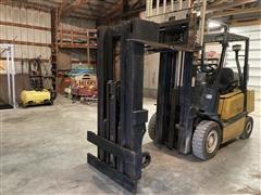 3 Stage Forklift Mast