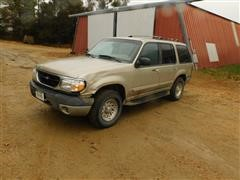1999 Ford Explorer 4x4 4-Door Sport Utility