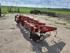 White 378 4 Row Cultivator