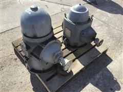 Irrigation Well Gear Heads