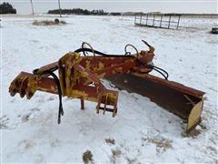 Big Ox 3-Pt Rear Blade