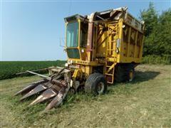 Field Queen FQS Side Dump Silage Chopper