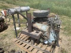 Chevrolet Industrial 454 Propane Engine