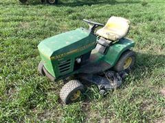John Deere STX 46 Hydro Lawn Mower Tractor