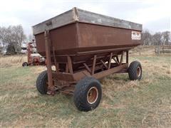 M&W Little Red Wagon Gravity Box & Gear