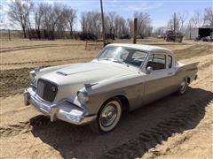 1957 Studebaker 2-Door Car