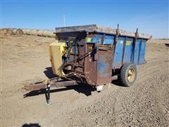 Schuler Farmline HF255 Feeder Wagon