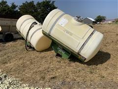 Snyder 300-Gal Saddle Tanks