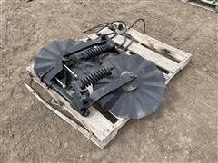 DMI Strip-Till Spring-Loaded Coulters & Pump