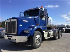 2009 Kenworth T800 T/A Truck Tractor
