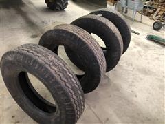 John Deere 1770 11-22.5 Transport Tires