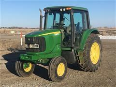2002 John Deere 6420 2WD Tractor