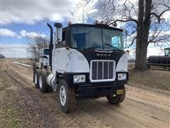 1967 Mack F737ST T/A Cabover Truck Tractor