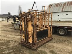 For-Most 375 Livestock Chute