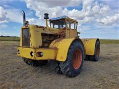 Wagner WA-14 4WD Tractor