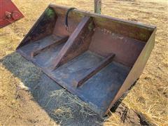 Gnuse Hydraulic Dump Scoop