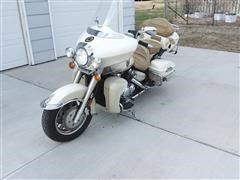 2000 Yamaha Royal Star Venture Millennium Edition Motorcycle - Production Number 0097 Out Of 1500