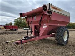 J&M 500-14 Grain Cart