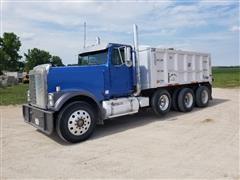 1994 International 9000 Series Dump Truck