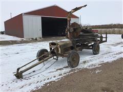 Heinzman Traveling Irrigation Gun