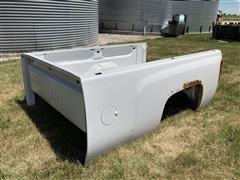 2013 Chevrolet 2500 Truck Box