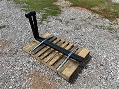 "48"" Shaft-Mounted Telehandler Brick/Masonry Forks"