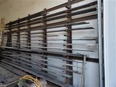 Steel & Aluminum Stock