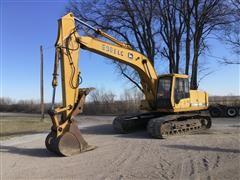 1997 John Deere 690E LC Excavator