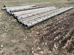 """8"""" Aluminum Irrigation Pipe"""