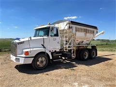 1995 Volvo/GMC WCA64T 16-Ton Fertilizer Tender Truck
