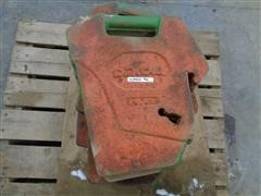 Dakon 2W 202 Front Tractor Suitcase Weights
