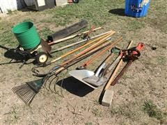 Handled Tools