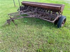 McCormick Pull Type Drill