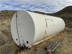 O'Day Fuel Storage Tank