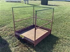 Portable Scaffolding Platform