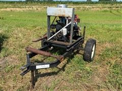 1999 Ford 300 Power Unit On Cart