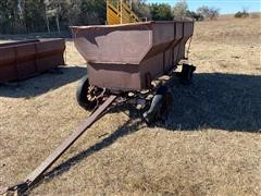 "David Bradley 4'6""x10' Feed/Grain Wagon"