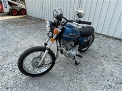 1978 Honda TwinStar Road/ Street Motorcycle