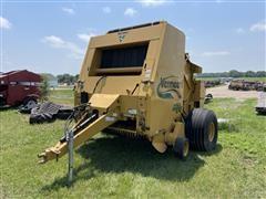 Vermeer 605SM Super M Round Baler