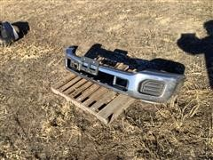 2011 Ford F250 Front Bumper