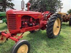 1952 Massey Harris 44 2WD Tractor